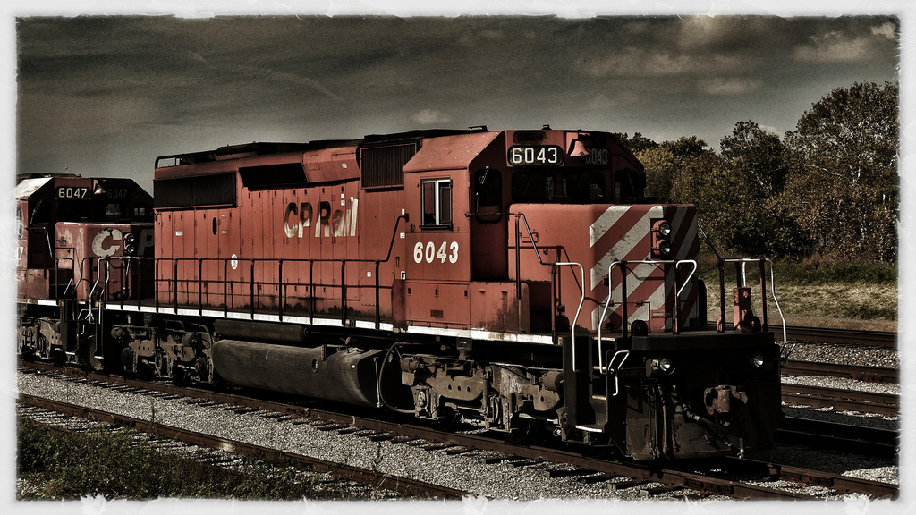 image from Train riding and temporal model